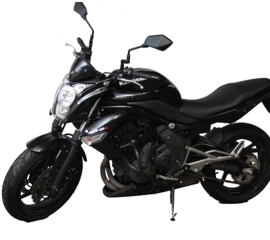2x Kawasaki ER6N