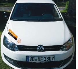 VW Polo 1,6 TDI
